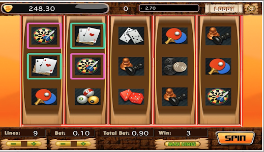 Wheel Of Lucky Vegas Fortune - screenshot thumbnail