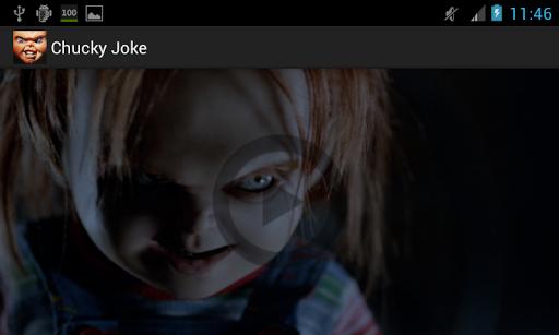 Chucky Joke