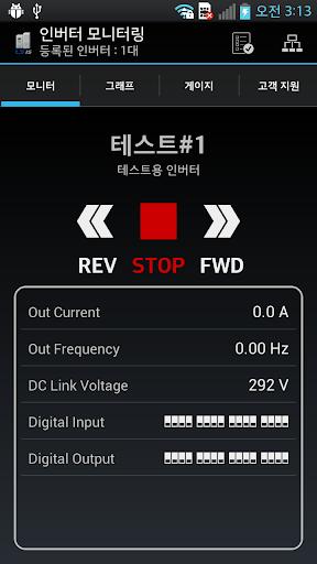 AC Drive Monitoring