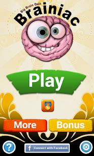 Big Brain Quiz Brainiac - screenshot thumbnail