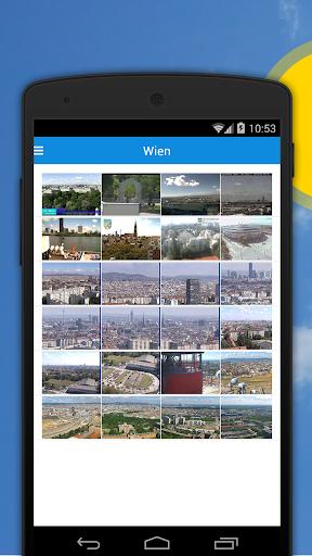 bergfex/Weather App - Forcast Radar Rain & Webcams  screenshots 5