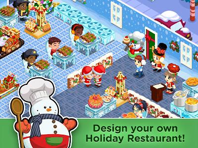 Restaurant Story: Christmas 1.5.5.8