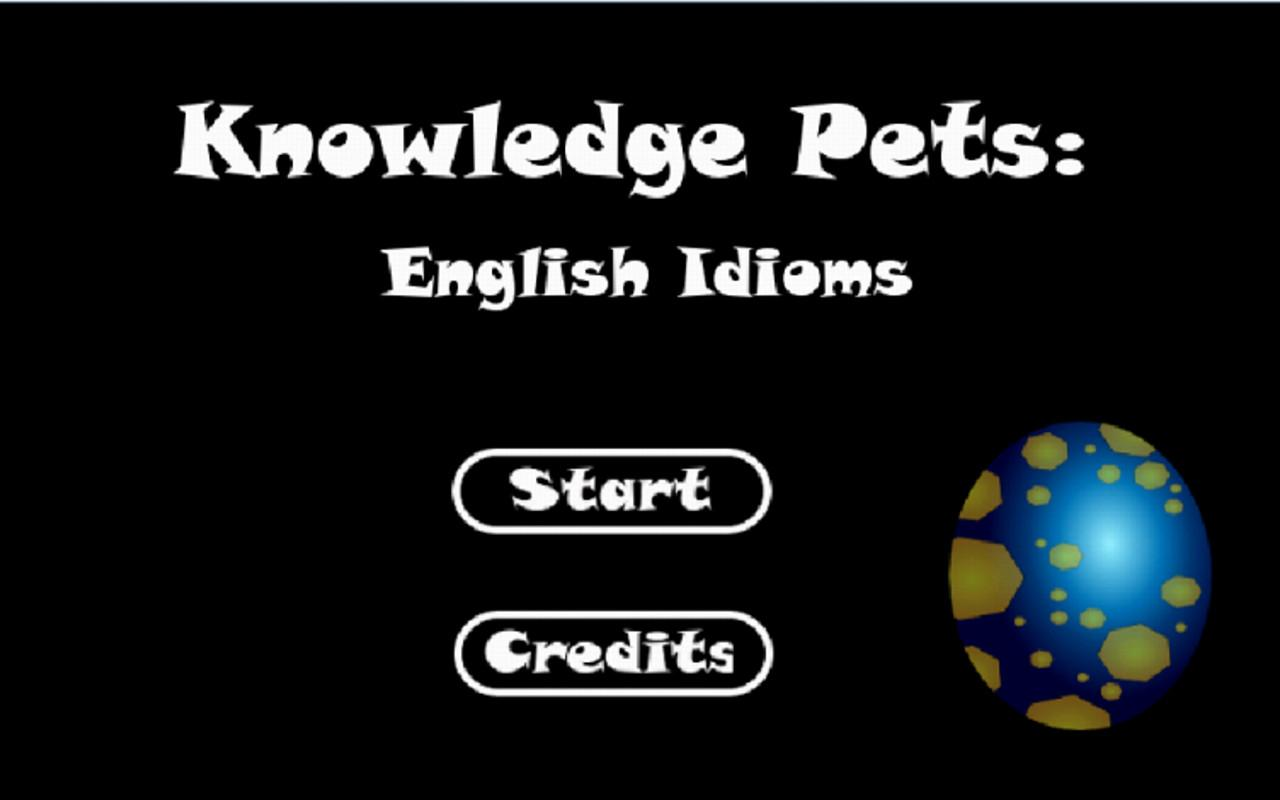 KP: English Idioms- screenshot