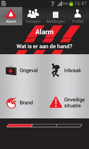 Lokaal Alarm Systeem - LAS