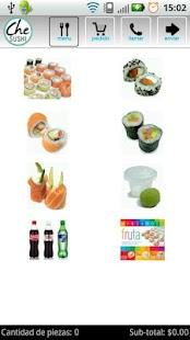 Che Sushi: miniatura de captura de pantalla