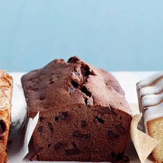 Double-Chocolate Pound Cake.