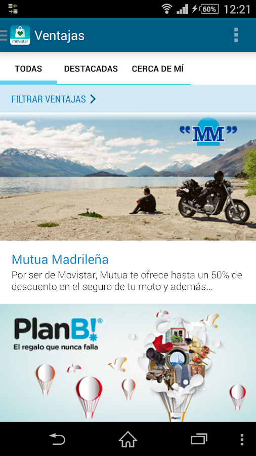 Por ser de Movistar- screenshot