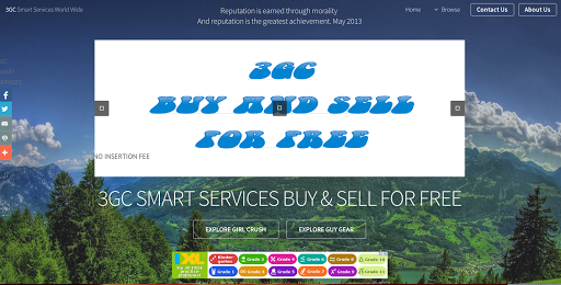 3GC Buy and Sell Free
