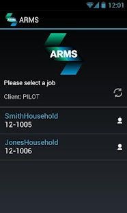 Asset Relocation Mgmt System- screenshot thumbnail
