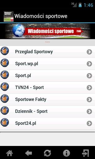 Wiadomości sport Polska