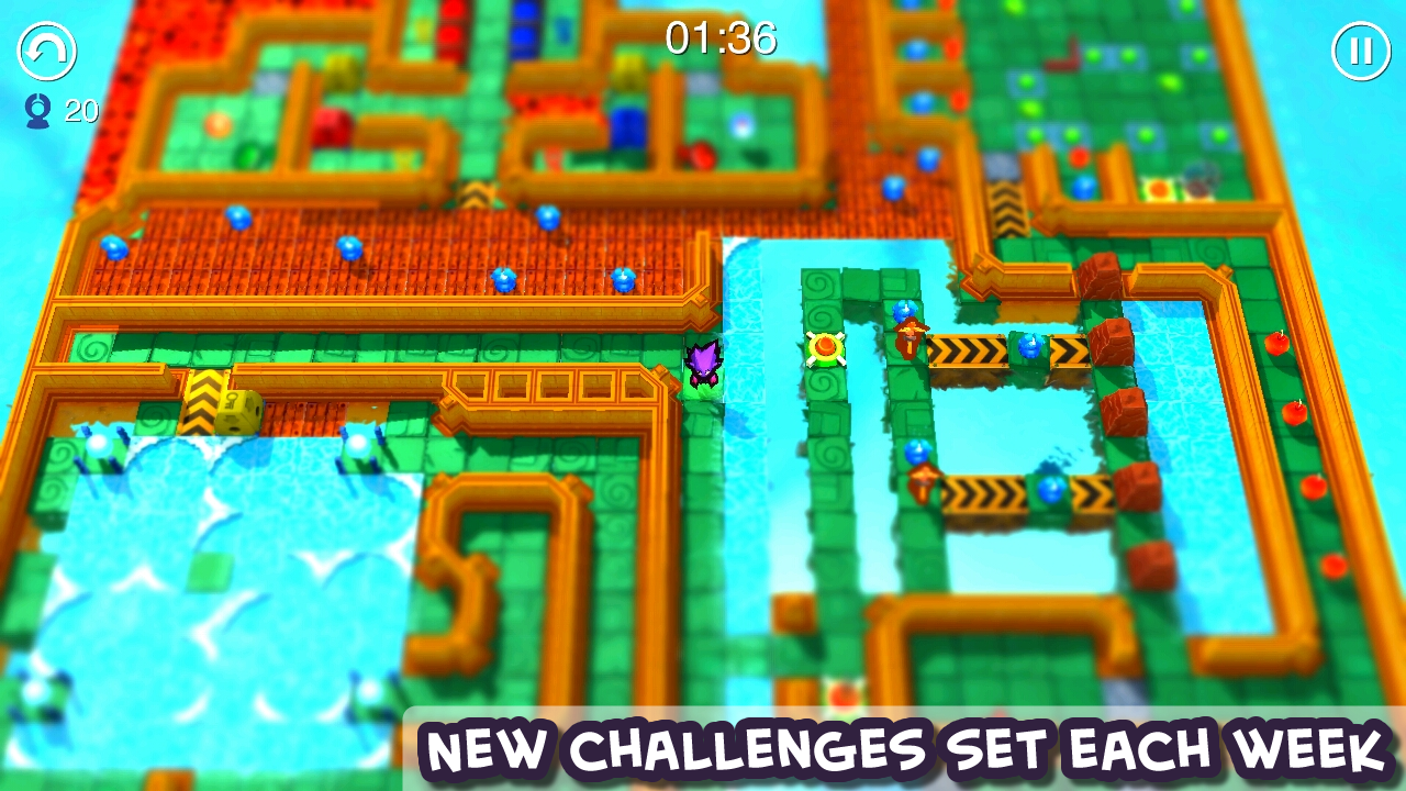 Chuck's Challenge 3D Ultra2016- screenshot