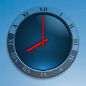 Transparent Analog Clock icon