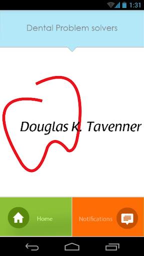 Dr Douglas K. Tavenner