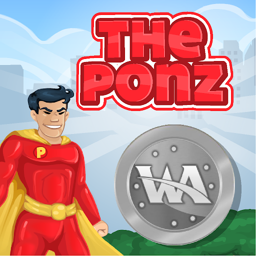 The Ponz - Bitcoin Game