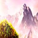 Scenic Mountain LWP No2 Pro icon