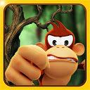 Monkey Swing : Mad Banana Kong APK