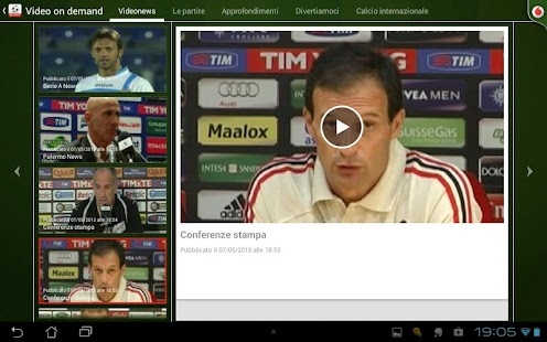 Vodafone Calcio - screenshot thumbnail