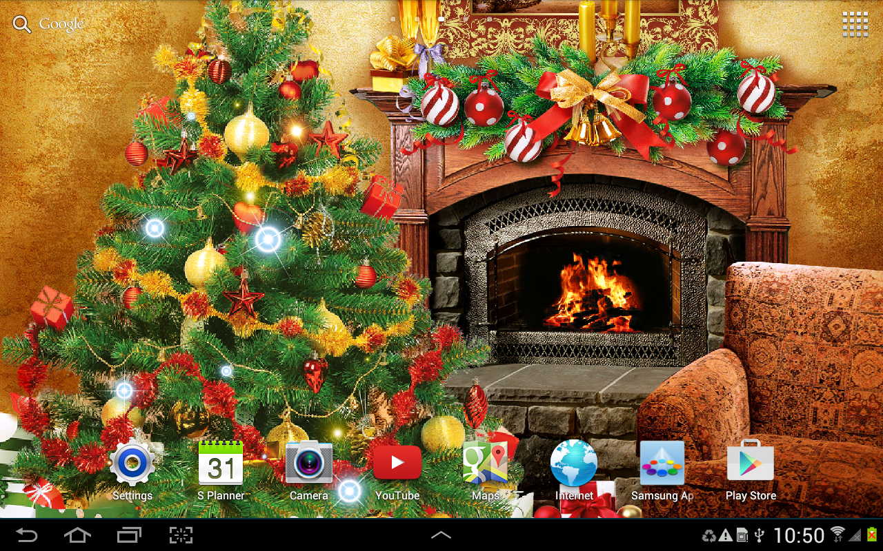 Christmas Wallpaper- screenshot