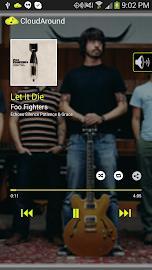 CloudAround Music Player Screenshot 7