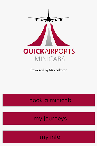 Quick Airports Minicabs