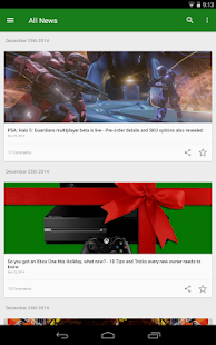 News for Xbox One - screenshot thumbnail
