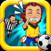 Soccer Rush: Running Game