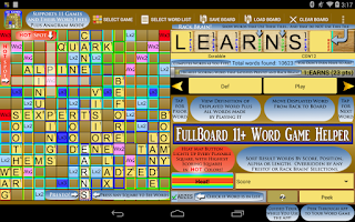 Screenshot of Word Solver 4 Friends +10 Paid