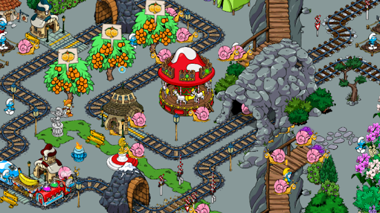 Smurfs' Village - screenshot thumbnail