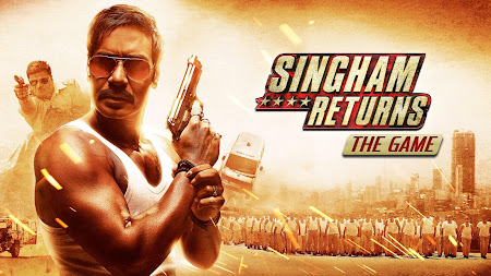 Singham Returns – Action Game 1.0.28 screenshot 435695