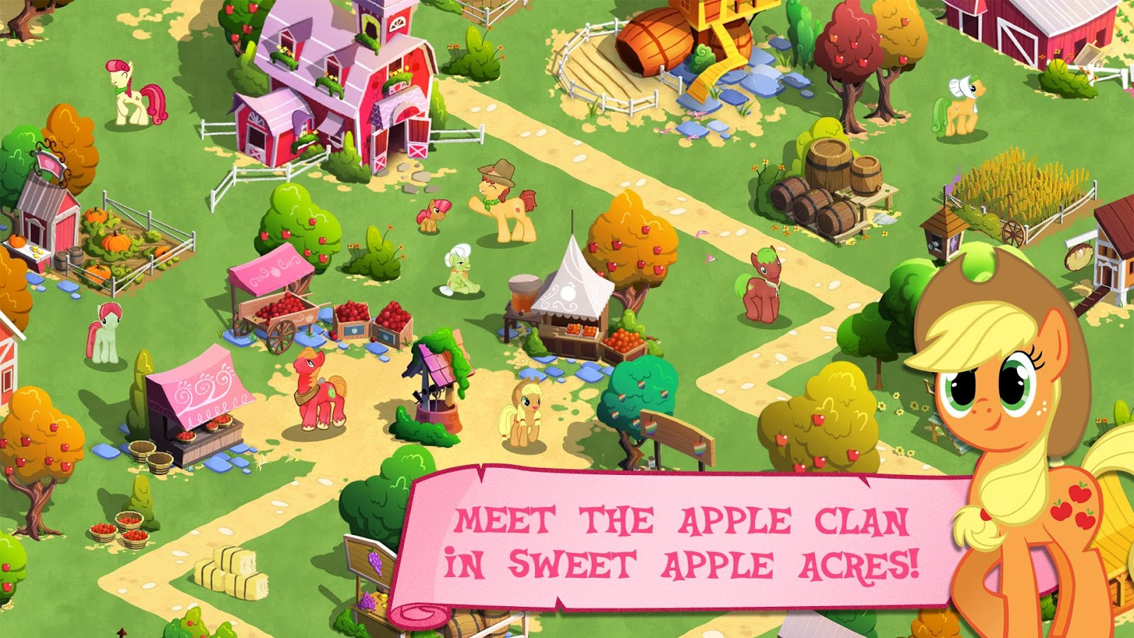 Tải Game My Little Pony Cho Android