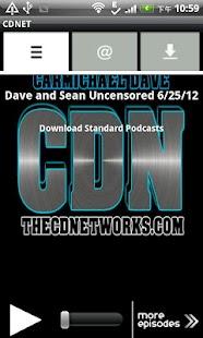 CDNET- screenshot thumbnail