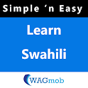 Learn Swahili by WAGmob icon