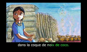 Screenshot of BookBox French
