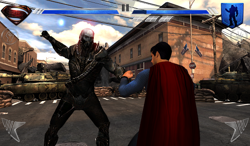Download Superman Man of Steel apk Android Game Apps,APK Free Direct Download