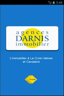 Darnis Immobilier- screenshot thumbnail