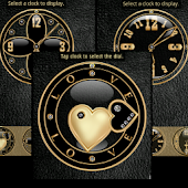 DiamondGold Alarm Clock Widget