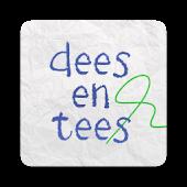 Dees & Tees — Leer spellen