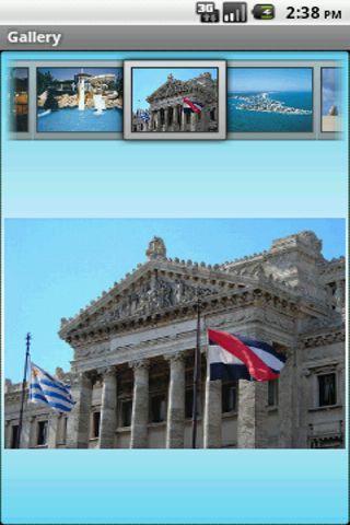 Tourist Guide URUGUAY - GUITUR- screenshot