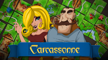 Screenshot of Carcassonne