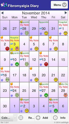 Fibromyalgia Diary 2