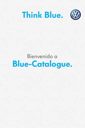 Blue-Catalogue