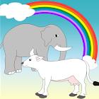 Kids Animals Learning Pro icon