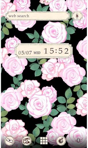 Cute Theme-Pink Roses- 1.0 Windows u7528 1