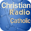 Christian Radio - Catholic icon