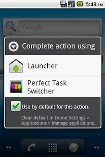Perfect Task Switcher - screenshot thumbnail