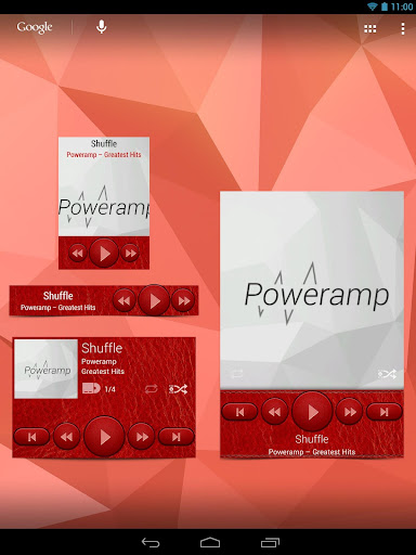 Widgets Kit for Poweramp  screenshots 8