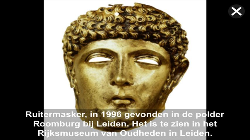 Geschiedenis van Zuid-Holland - screenshot