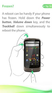 Nexus One Secrets screenshot