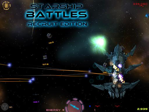 Starship Battles Recruit Ed.