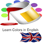 Learn Colors in English icon